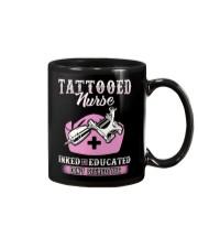 Tattooed Nurse Mug thumbnail