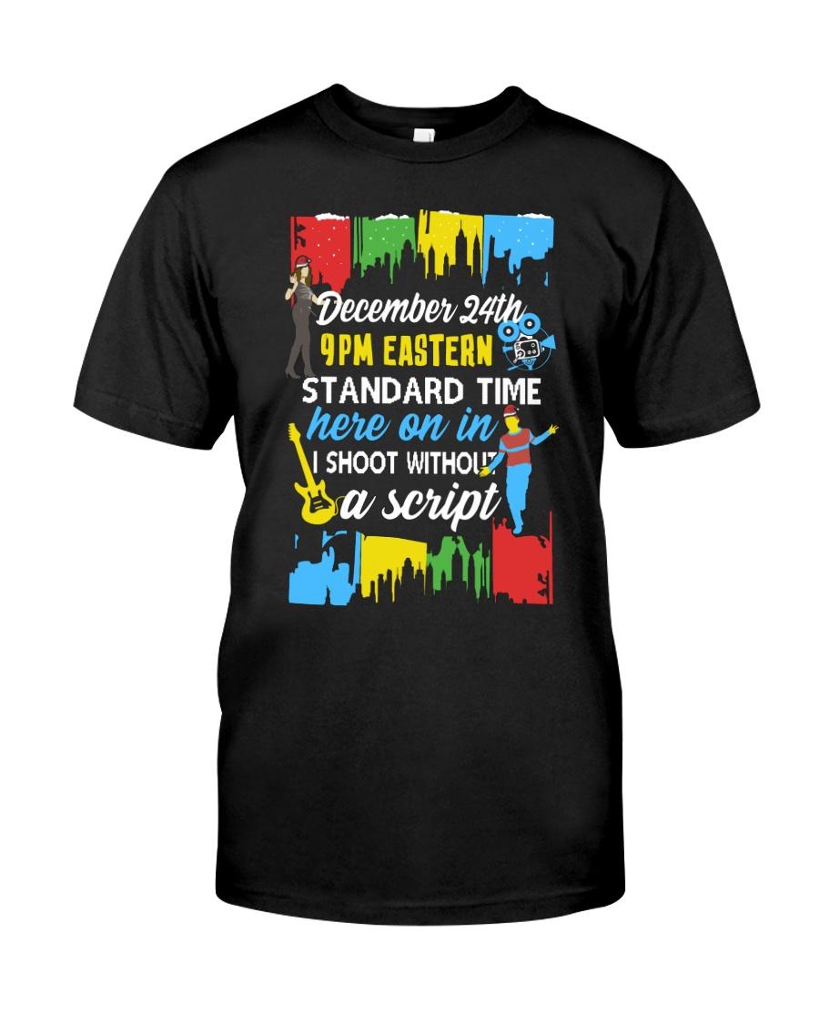 December 24th Sweatshirt Classic T-Shirt