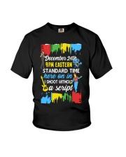 December 24th Sweatshirt Youth T-Shirt thumbnail
