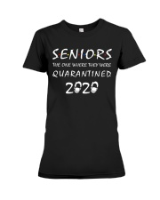 Seniors Class of 2020 Premium Fit Ladies Tee thumbnail