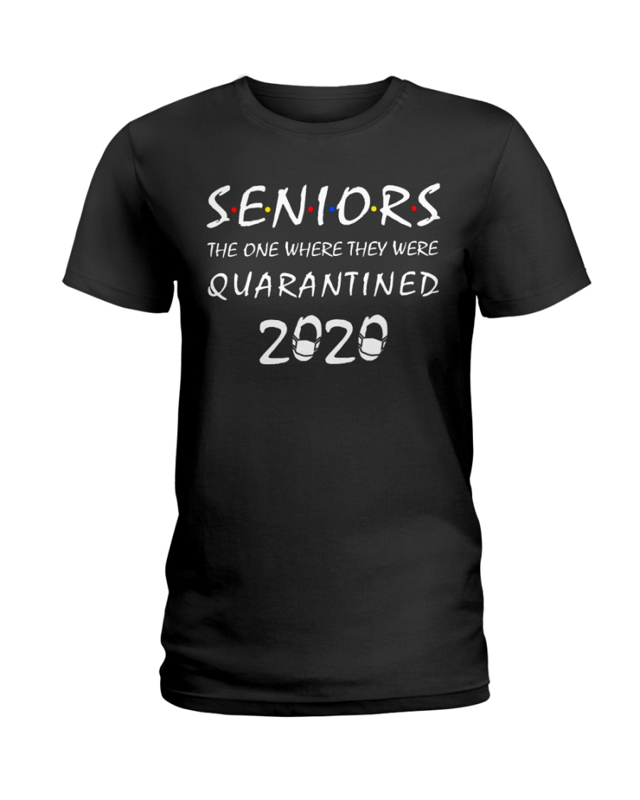 Seniors Class of 2020 Ladies T-Shirt