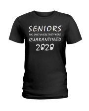 Seniors Class of 2020 Ladies T-Shirt front