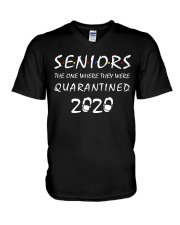 Seniors Class of 2020 V-Neck T-Shirt thumbnail
