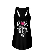 The Best Kind of Mom Raises a Theatre Nerd Ladies Flowy Tank thumbnail