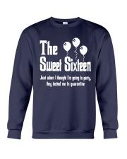 The Sweet Sixteen - Quarantine Edition Crewneck Sweatshirt thumbnail