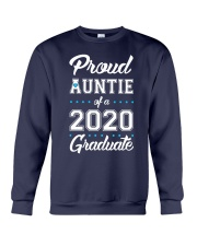 Proud Auntie of a 2020 Graduate Crewneck Sweatshirt thumbnail