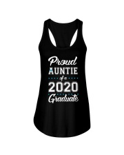 Proud Auntie of a 2020 Graduate Ladies Flowy Tank thumbnail