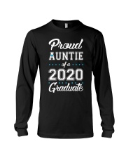 Proud Auntie of a 2020 Graduate Long Sleeve Tee thumbnail