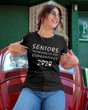 Seniors The One Where They Were Quarantined 2020 Ladies T-Shirt apparel-ladies-t-shirt-lifestyle-01