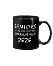 Seniors The One Where They Were Quarantined 2020 Mug thumbnail