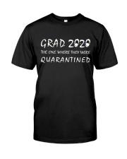 Grad 2020 Classic T-Shirt front