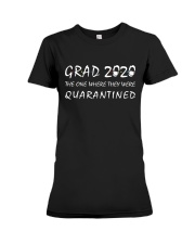 Grad 2020 Premium Fit Ladies Tee thumbnail