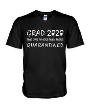 Grad 2020 V-Neck T-Shirt thumbnail