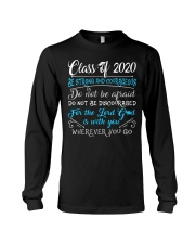 FRONT PRINT Class of 2020 Stay Strong Long Sleeve Tee thumbnail