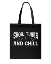 Show Tunes and Chill Tote Bag thumbnail