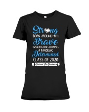 Class of 2020 Strong Brave Determined Premium Fit Ladies Tee thumbnail
