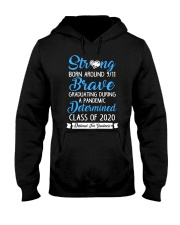 Class of 2020 Strong Brave Determined Hooded Sweatshirt thumbnail