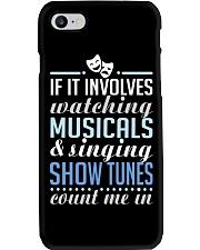 Singing Show Tunes Phone Case i-phone-7-case