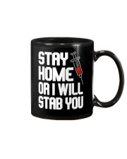 Stay Home Mug thumbnail