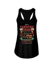 Theatre Nerd Ladies Flowy Tank thumbnail