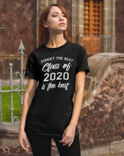 Class of 2020 Is the Best Classic T-Shirt apparel-classic-tshirt-lifestyle-06