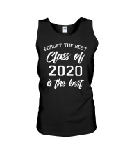 Class of 2020 Is the Best Unisex Tank thumbnail