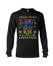 Ugly Broadway Christmas Sweatshirt Long Sleeve Tee thumbnail