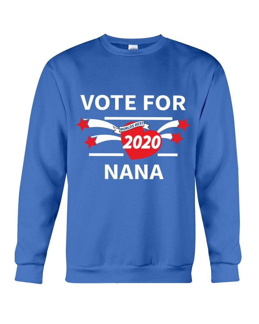 Vote For Nana Crewneck Sweatshirt