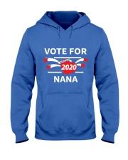 Vote For Nana Hooded Sweatshirt thumbnail