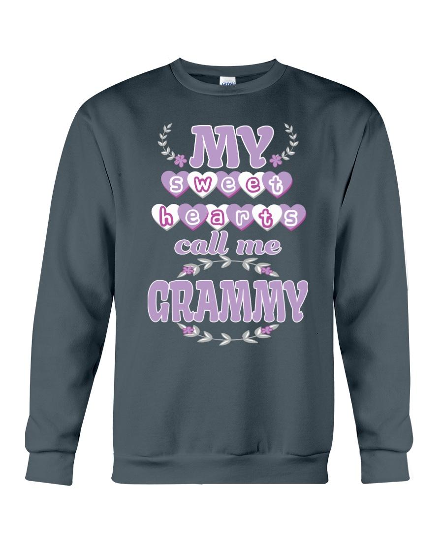 Grammy Valentine Sweethearts Crewneck Sweatshirt