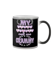 Grammy Valentine Sweethearts Color Changing Mug thumbnail