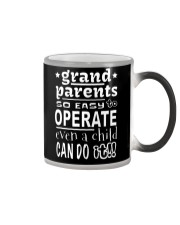 Easy To Operate Color Changing Mug thumbnail
