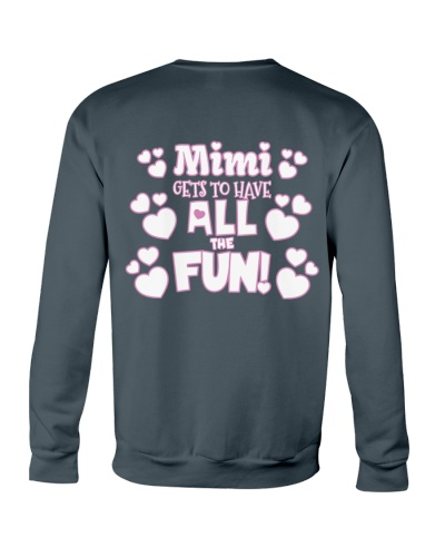 Mimi Gets To Have All The Fun