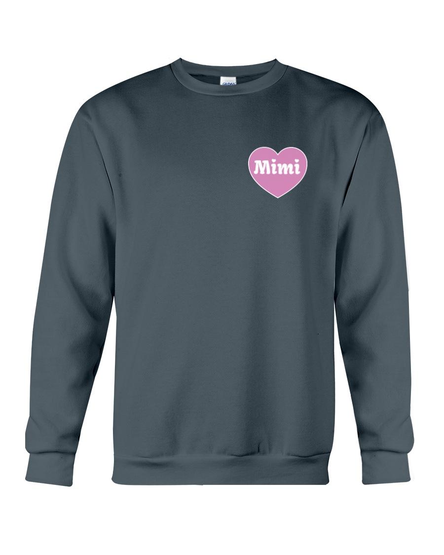 Mimi Gets To Have All The Fun Crewneck Sweatshirt