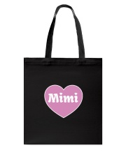 Mimi Gets To Have All The Fun Tote Bag thumbnail
