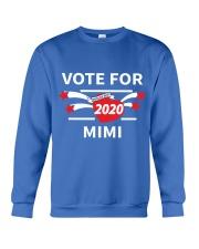 Vote For Mimi Crewneck Sweatshirt front