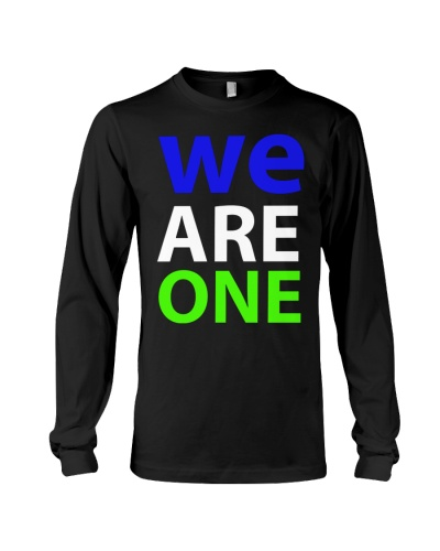 We Are One Pride March T-Shirt