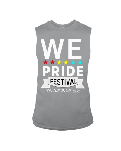 We Pride Festival 2019 T Shirt