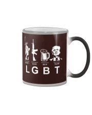 L G B T Color Changing Mug thumbnail