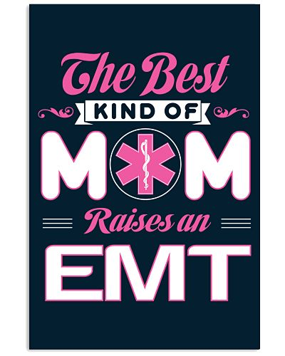 The Best Kind Of Mom Raises An EMT