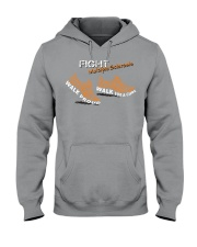 MS Walk Proud Walk For A Cure Hooded Sweatshirt thumbnail