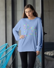 Christmas Lights Xmas Dog Havanese Long Sleeve Tee apparel-long-sleeve-tee-lifestyle-front-20
