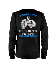 Diabetes Look Stupid Long Sleeve Tee tile