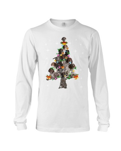 German Shorthaired Pointer Christmas Tree