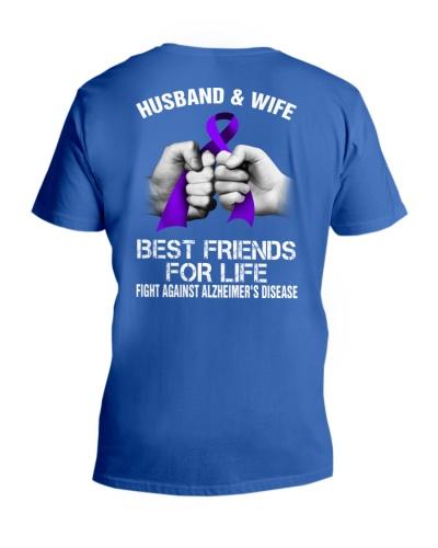 Alzheimer's Disease Husband And Wife
