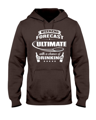 Ultimate with a chance of Drinking