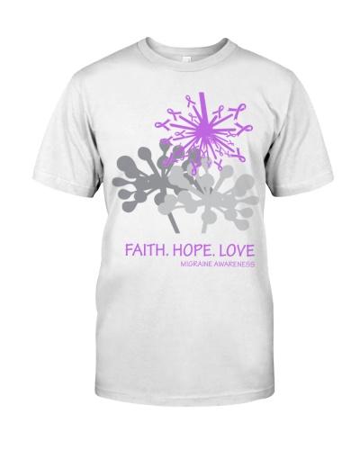 Migraine Awareness Faith Hope Love