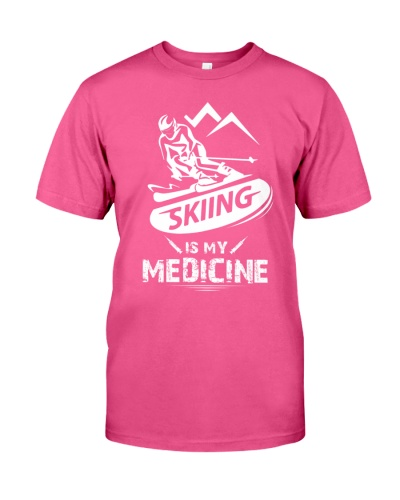 Skiing Is My Medicine
