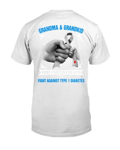 T1D Grandma And Grandkid