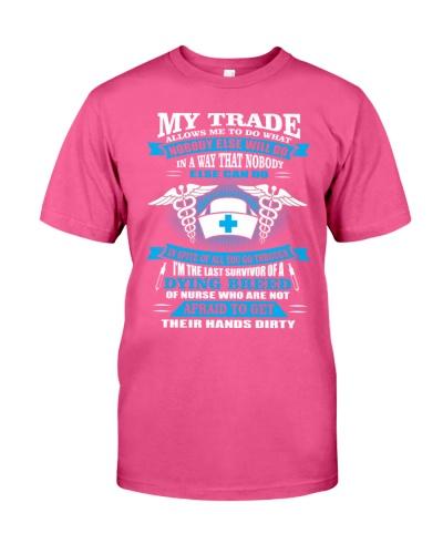 Nurse My Trade